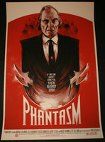Phantom City Creative Phantasm Horror Movie Poster Mondo 2012