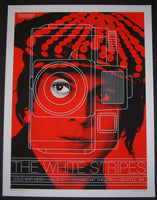 Rob Jones The White Stripes Poster Seattle Jack 2007 Artist Edition S/N
