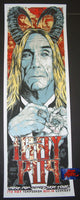 Rhys Cooper Iggy Pop Poster Berlin Germany 2016 Artist Edition
