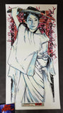 Rhys Cooper O'Ren Ishii Kill Bill Movie Print Artist Edition 2011