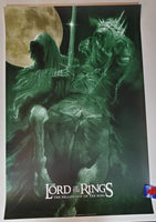 Richard Hilliard Lord of the Rings Fellowship Movie Poster 2019