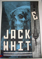Rob Jones Jack White Run The Jewels Poster New York 2015 Artist Edition