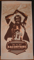 Rob Jones The Raconteurs Boston Poster S/N