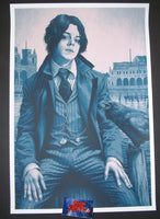 Rory Kurtz Lazaret Jack White Art Print Third Man Records 2017 Store Day