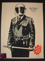 Shepard Fairey My Florist is a Dick Art Print 2015