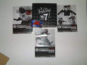 Squadt Playge Brandt Peters Ferg Trouble Boys No 7 Drifter Tomenosuke Vinyl Figure