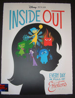 Stacey Aoyama Eric Tan Inside Out Movie Poster Disney 2015