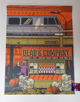 Status Serigraph Dead & Company New York Poster Artist Edition Night Two 2019