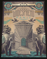 Status Serigraph Widespread Panic Poster Montgomery 2014 Artist Edition