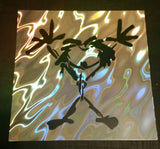 Stick Man Foilz Hand Painted Multiples Art HPM 2019