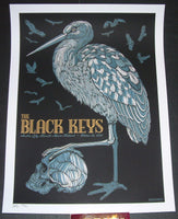 Todd Slater Black Keys Poster ACL Austin City Limits 2012 Artist Edition S/N