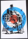 Tim Doyle I Am One Print S/N The Who Quadrophenia