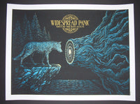 Todd Slater Widespread Panic Poster Seattle 2014 Artist Edition