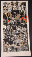 Tyler Stout Nihil Novi Movie Art Print Mondo 2011 S/N