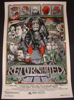 Tyler Stout Star Wars Return of the Jedi Movie Poster Mondo