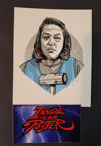 Tyler Stout Annie Wilkes Misery Movie Handbill Print Pros & Cons 8 2019