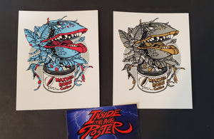Tyler Stout Audrey 2 Set of Movie Handbill Prints Pros & Cons 8 2019