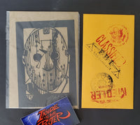 Tyler Stout Jason Voorhees Radiation Burns Art Kolcut Stickers Friday 13th 2020