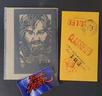 Tyler Stout Macready Radiation Burns Art Stickers The Thing 2020