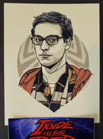 Tyler Stout Peter Parker Spider-Man Tobey Maguire Movie Handbill Print Pros Cons 10 2021