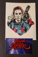 Tyler Stout Rita Edge of Tomorrow Movie Handbill Print Pros & Cons 9 2019