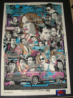 Tyler Stout True Romance Movie Poster 2018