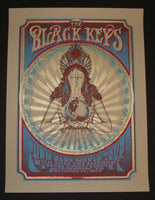 Zeb Love Black Keys Poster Pittsburgh 2014 Artist Edition