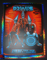 Zoltron Primus Poster Oakland Holospaz Variant 2016 Artist Edition