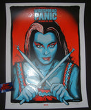 Zoltron Widespread Panic Poster Broomfield 2016 Halloween