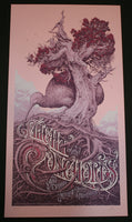 Aaron Horkey Flight of the Conchords Poster Los Angeles 2009 Artist Edition