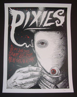 Brandon Heart Pixies Poster New York 2013
