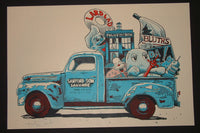 Tim Doyle TV Junk Art Print Sanford and Son 2014