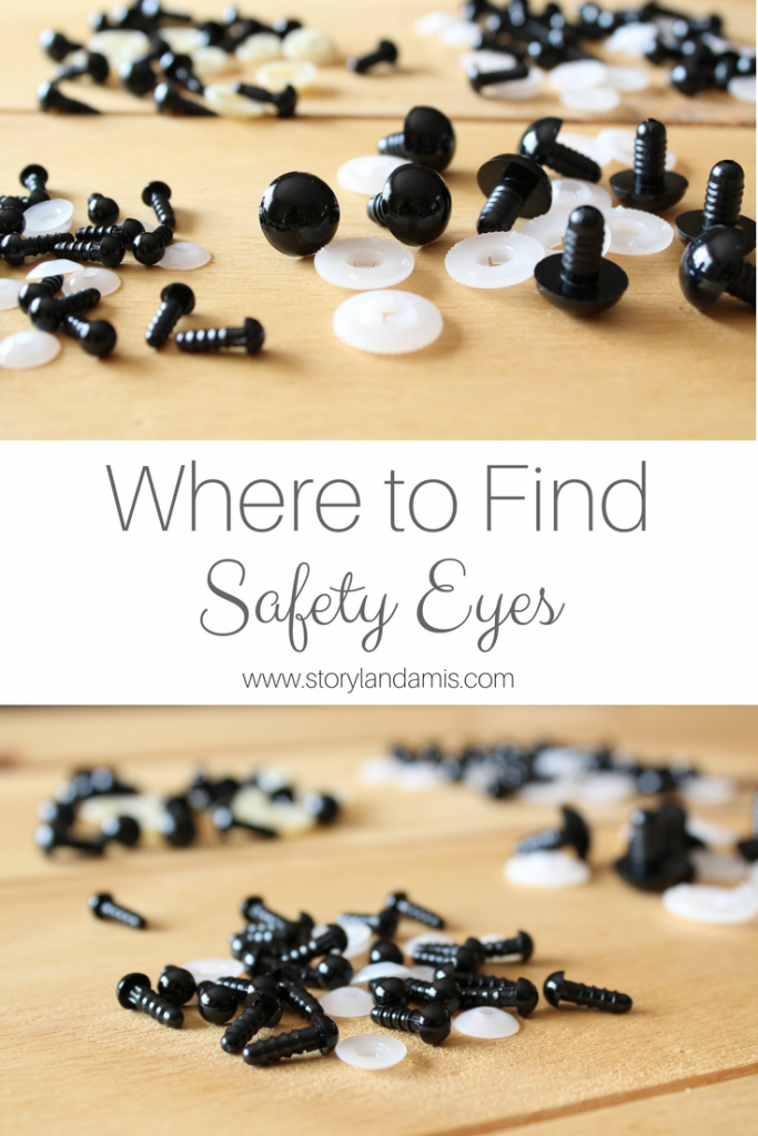 Storyland Amis-Where to Find Safety Eyes
