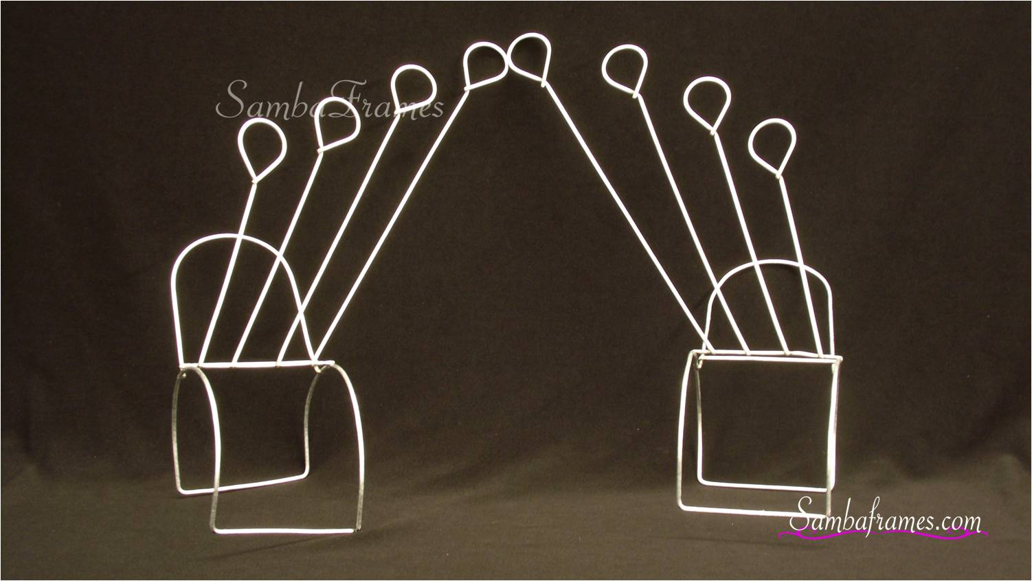 Headdress frames for Samba, Showgirls, Carnival and other costumes ...