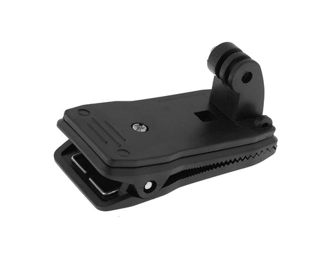 Phot-R® 360° Backpack Quick Release Mount for GoPro Hero Action Cameras