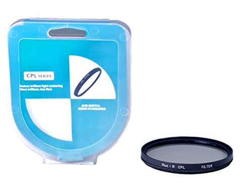 Phot-R® 72mm Circular Polarising Filter