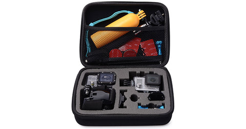 Phot-R® Carry Case for GoPro Hero Action Cameras - Medium