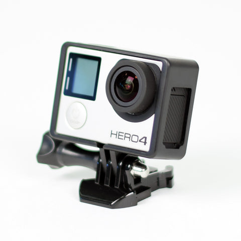 Phot-R® The Frame for GoPro Hero 4, 3+ & 3 Action Cameras