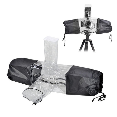 Phot-R® Universal Camera and Lens Rain Cover