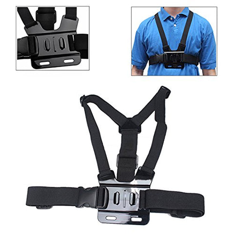 Phot-R® Chest Harness for GoPro Hero Action Cameras