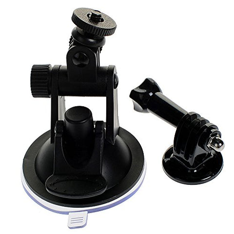 Phot-R® Suction Cup Mount for GoPro Hero Action Cameras