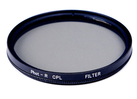 Phot-R® 52mm Circular Polarising Filter
