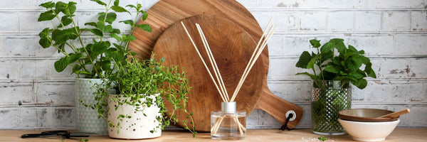 How to use a reed diffuser