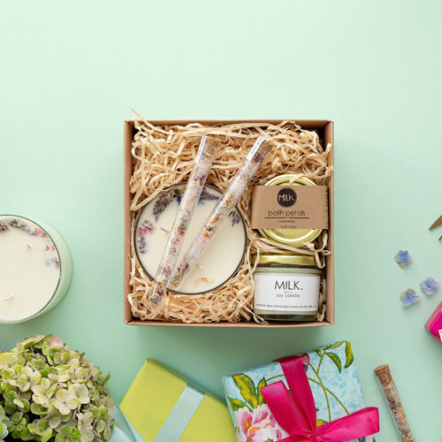 Boho Colourful GIft Box