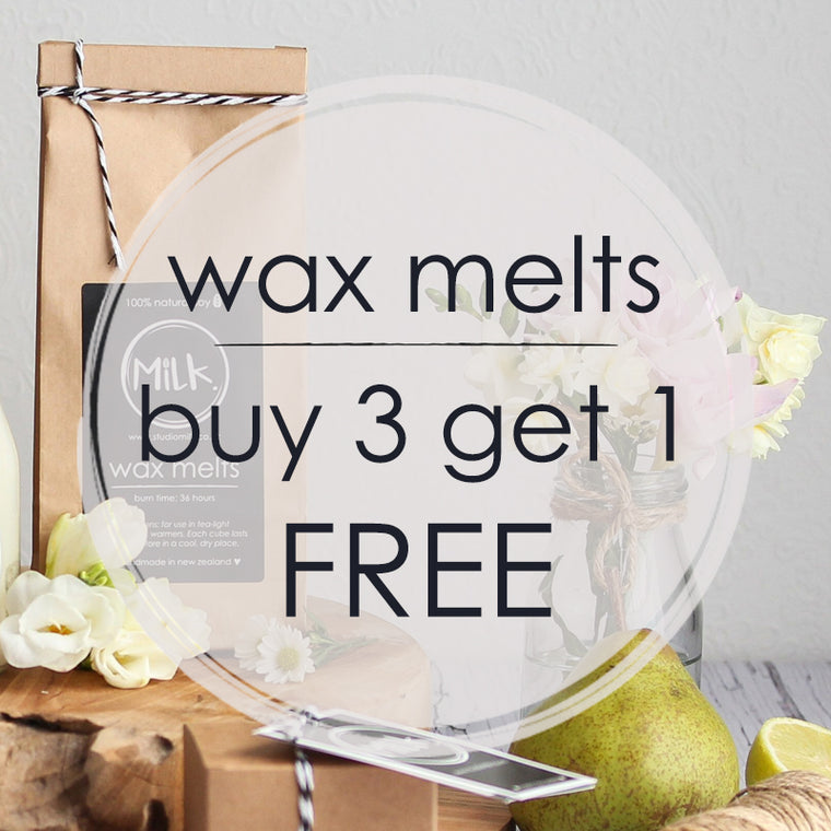 wax melts on special
