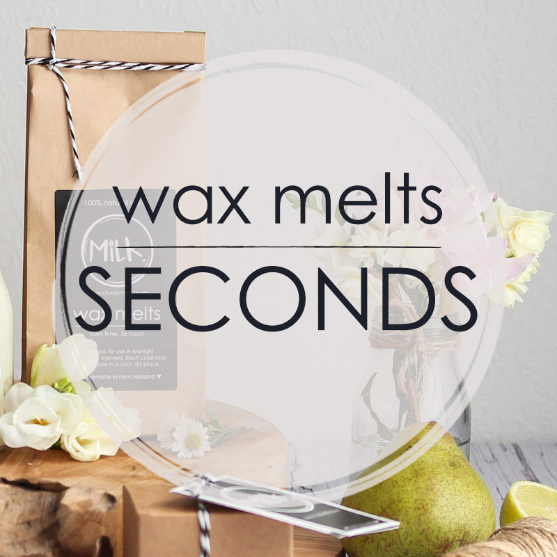 wax melts seconds