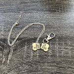 Best Friends Necklace and Collar Charm