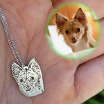 Your Pet On A Necklace