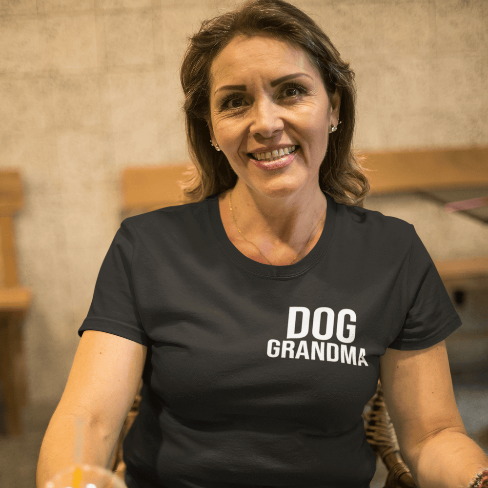 Dog Grandma T-Shirt