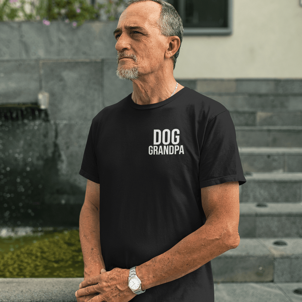 Dog Grandpa T-Shirt